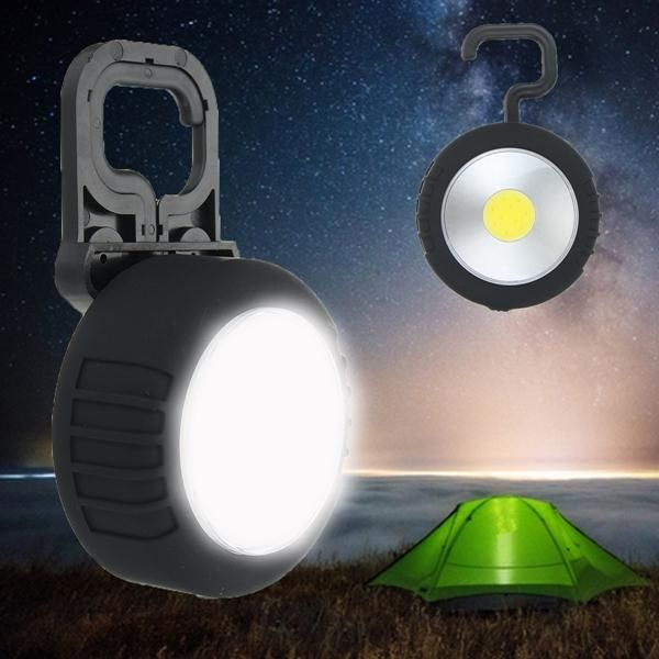 Led Magnetic Camping Tent Light Handy Lamp Lantern With Hook Tent