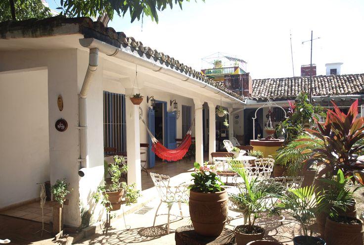 Hostal Buscando a Caniquí. Ciudad de Trinidad en Sancti Spíritus
