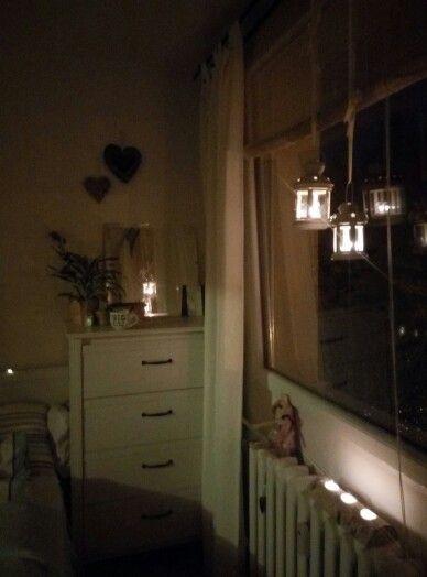 My bedroom... Ikea style..