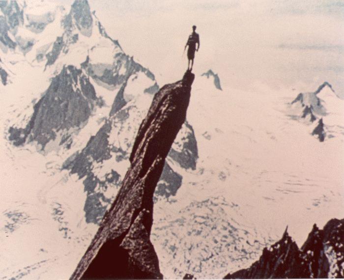 A quoi ressemble le sommet de l'Annapurna, gravi par Maurice Herzog et Louis Lachenal en 1950 ? - Le blog d'Yves Ballu, Cairn