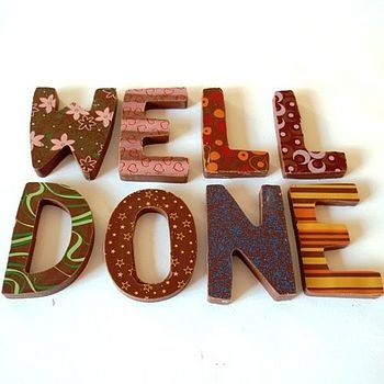 The 25 best Chocolate letters ideas on Pinterest  Cupcake