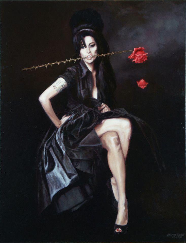 Amy Winehouse, Joanna Sierko-Filipowska