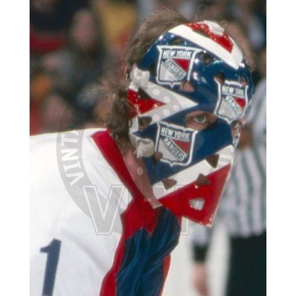 Wayne Thomas - NY Rangers