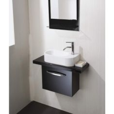teeny tiny sink - several options - british co.  If you decide to turn the small kitchen bathroom into 1/2 pantry!
