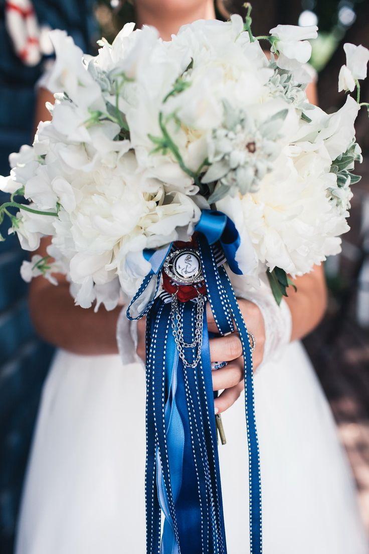 букет невесты синий - Поиск в Google