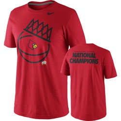 Louisville Cardinals Nike 2013 College Basketball National