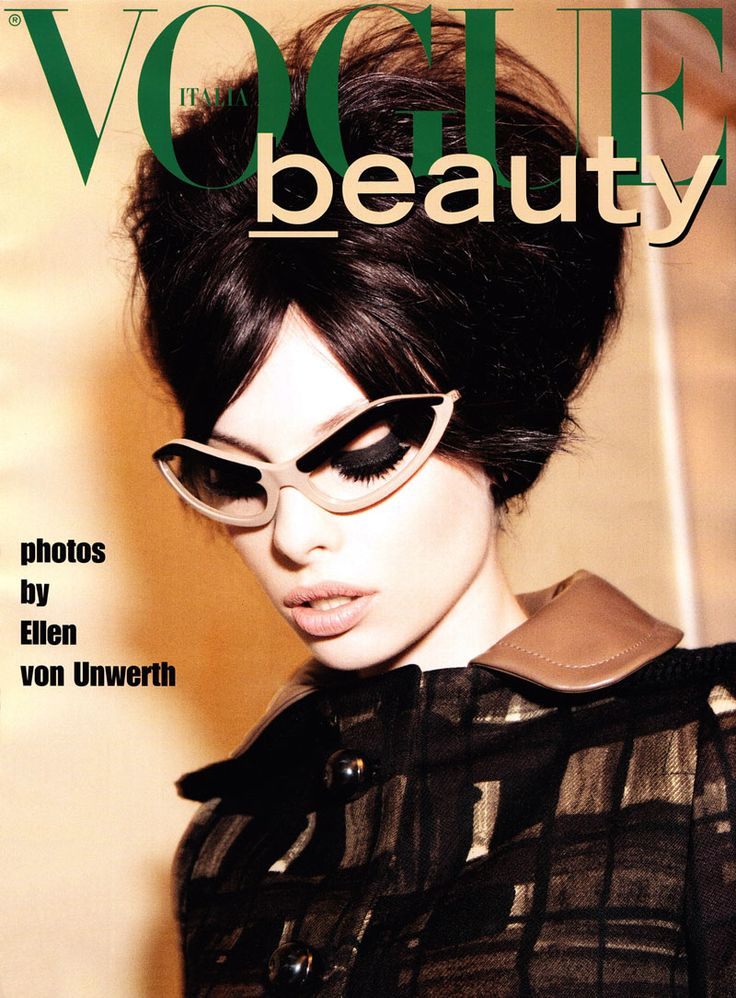 640777ada990 Touchpuppet favorite Ellen von Unwerth shoots Dioni Tabbers for the July  2010 issue of Vogue Italia. scans by skalty