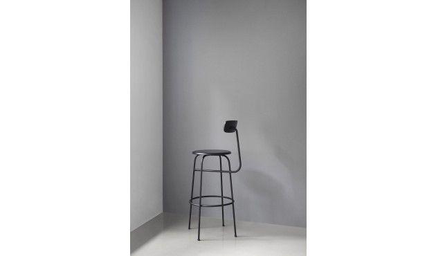 Afteroom Bar Chair - schwarz von Menu
