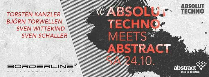 Borderline in Basel, Basel-Stadt  #absoluttechnomeetsabstractbuddyKENThismusicisamazing