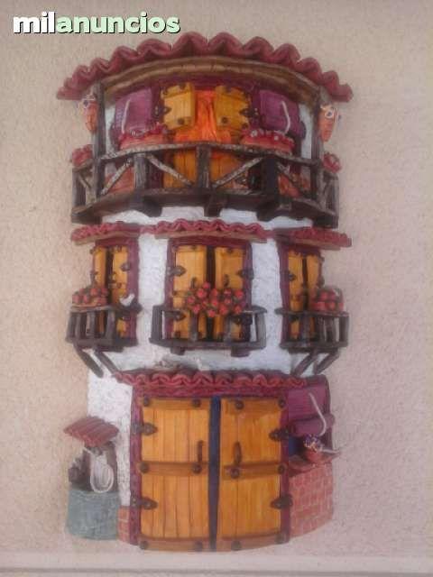 MIL ANUNCIOS.COM - Tejas relieve. Compra-Venta de artículos de arte y decoración tejas relieve