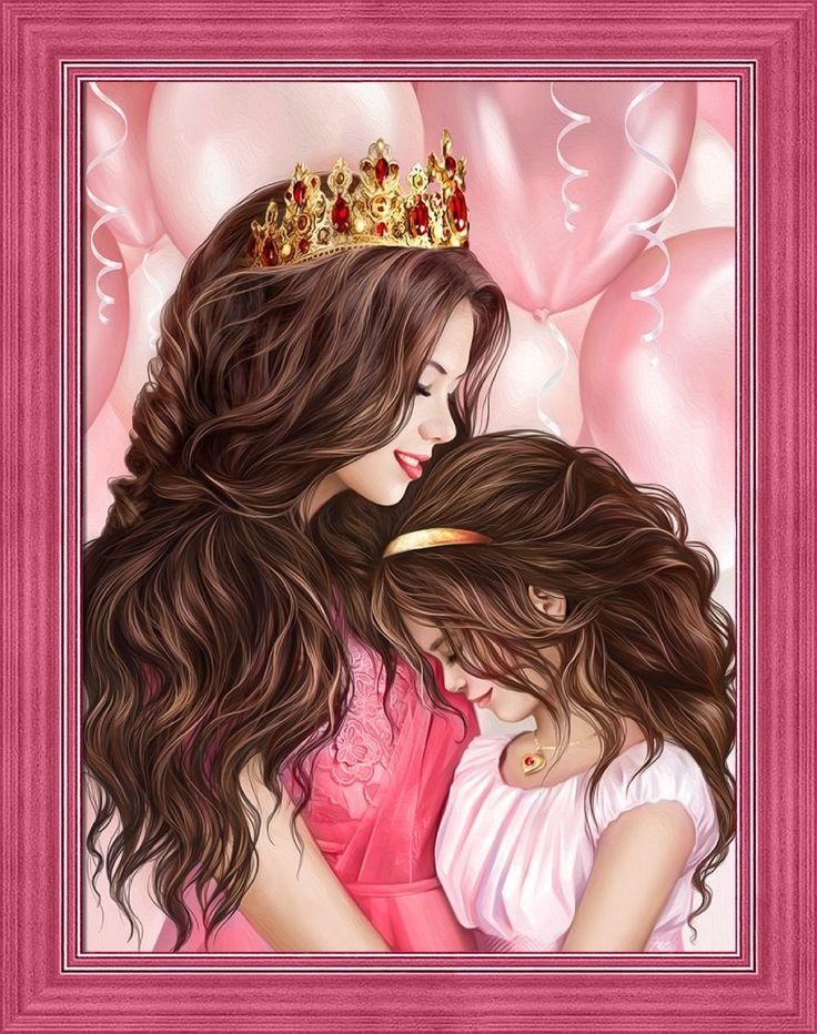Моя принцесса картинки, девушке лет