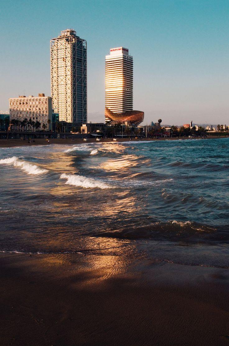 Пляж Барселоны - Барселонета