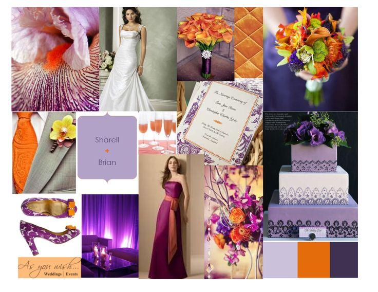 Top Wedding 2014 Fall Bridesmaids Colors