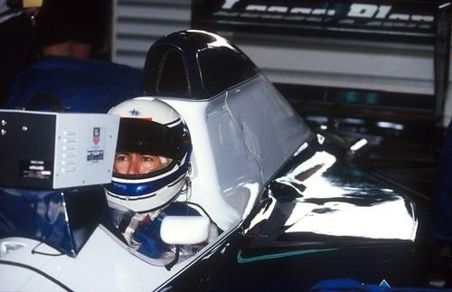 Giovanna Amati Brabham - Judd 1992