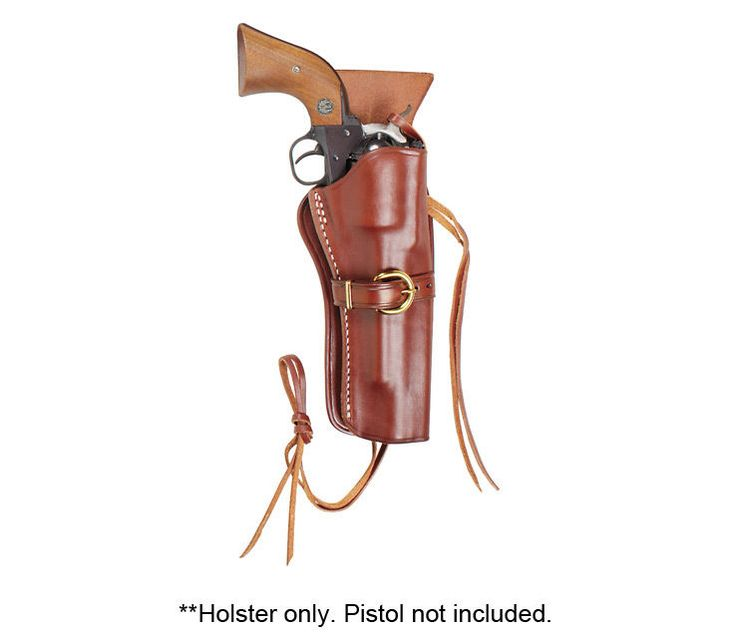 Ammunition Belts and Bandoliers 177884: Triple K #114 Group 15-7.5 Cheyenne Western Holster Walnut Oil Plain .44 / .45 BUY IT NOW ONLY: $81.99