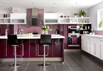 Best Wine Kitchen Colors Modern Kitchens Color Combinations 400 x 300