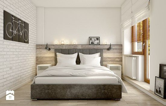 Sypialnia styl Eklektyczny - zdjęcie od WERDHOME