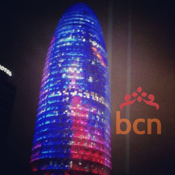 Lights of bcn!!