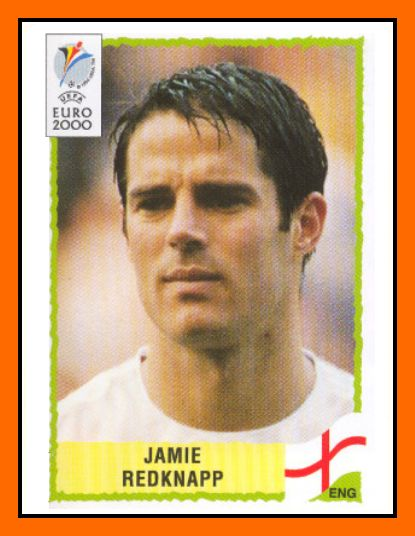Jamie REDKNAPP 1995–1999 England 17 Caps 1 goal  Honours : All with Liverpool FA Cup winners: 1992, 2001 League Cup winners: 1995, 2001 UEFA Cup winners: 2001
