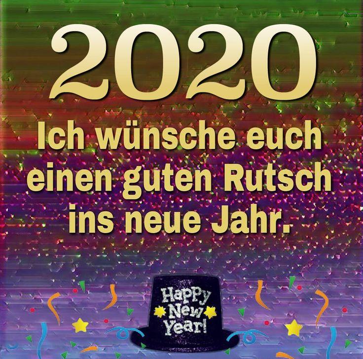 Ich Wünsche Euch Einen Guten Rutsch Ins Neue Jahr 2021