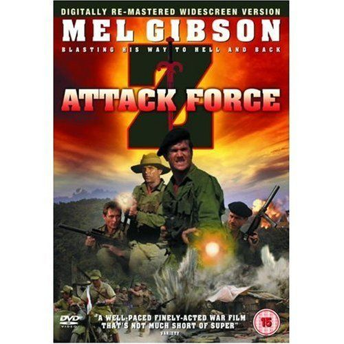 Attack Force Z [1982] [DVD] MUSIC SALES http://www. Cult MoviesFilmsCo Uk
