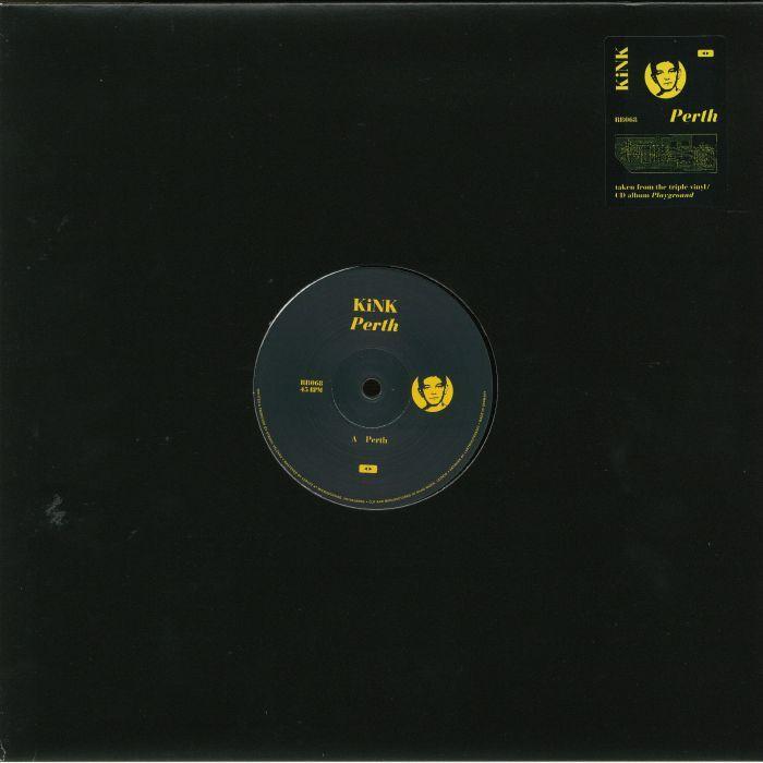 Kink - Perth (Running Back) #music #vinyl #musiconvinyl #soundshelter #recordstore #vinylrecords #dj #House