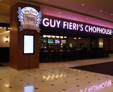 Guy Fieri's Chophouse, Bally's, Atlantic City, NJ