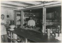 keuken tearoom krul noordeinde den haag 1933