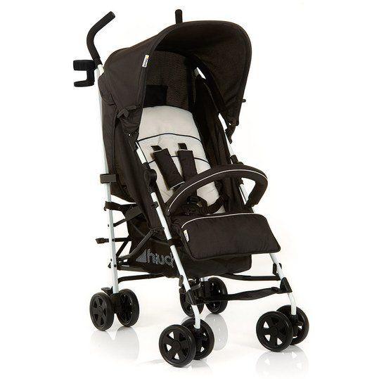 Hauck Buggy Speed Plus S-Night - Praktischer Buggy für Dich und Dein Baby