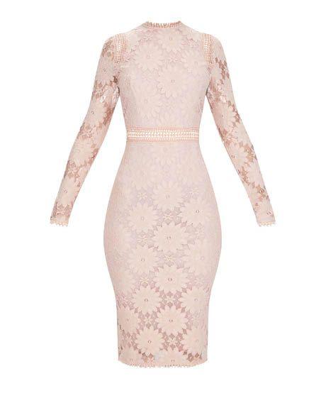Romantic Dresses: Pretty Little Thing, $77, prettylittlething.com
