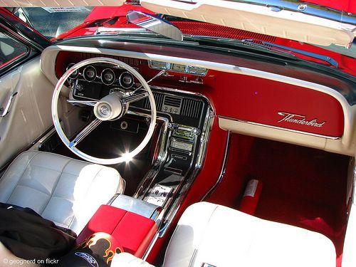 1059 best car interiors images on pinterest car interiors classic trucks and vintage cars. Black Bedroom Furniture Sets. Home Design Ideas
