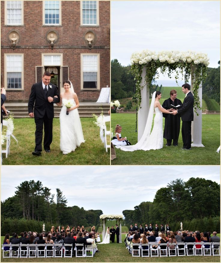 A Beautiful Ipswich Wedding At The Crane Estate By Person Killian Photography One Of New Englands Most Unique Venues