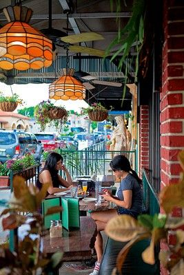 Coolest Street in Orlando An insider's guide to the best spots to hit on – Ivanhoe Row – a street jam-packed with personality. So put on your walking shoes and start exploring.