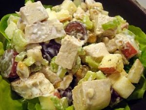 waldorf chicken salad waldorf salad salad meal salad salad food prego ...