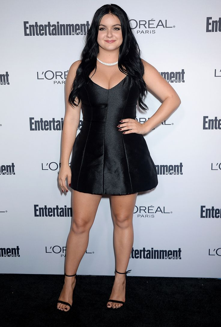 Ariel Winter - Entertainment Weekly Hosts 2016 Pre-Emmy Party, Nightingale Plaza, LA - September 16, 2016