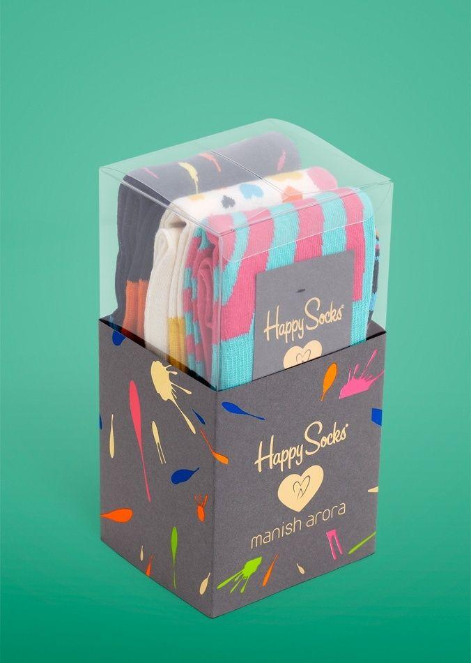Happy Socks Manish collection