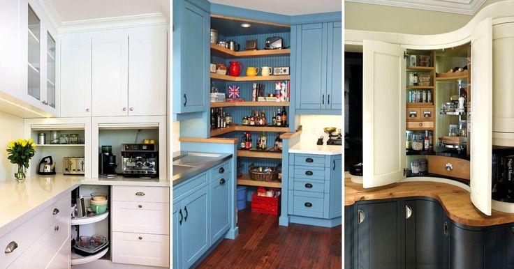 Угловой гарнитур - один из самых практичных видов мебели для маленькой кухни. Ведь подобная планировка позволяет рационально использовать каждый сантиметр площади. Но все-так хочется, чтобы мебель была не только функциональной, но и стильной. Делимся актуальными идеями дизайна угловой мебели.