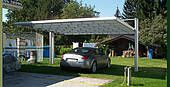 Aluminium-Carport von CarportUnion|Aluminium Carport|Modellübersicht|Skiatsu RSC