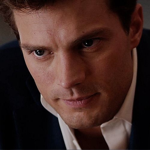 """fiftyshadesaddictx: """"• I don't make love. I fuck…hard. • I'd like to fuck you into the middle of next week. """""""