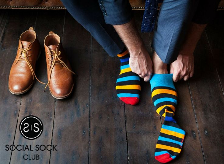 Social Sock Club - Quality and care in every pair. Upgrade your boring sock drawers by subscribing to our socks subscription. For every pair we sell, we give a pair to somebody in need.