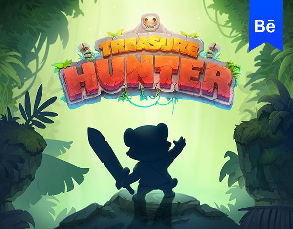 "Check out this @Behance project: ""Treasure Hunter - Game Art"" https://www.behance.net/gallery/47254765/Treasure-Hunter-Game-Art"