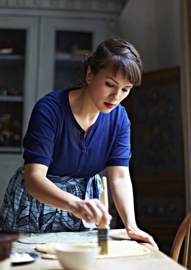 Rachel Khoo Recipes | Rachel Khoo's Parisian passion was born in Croydon - French winter ...