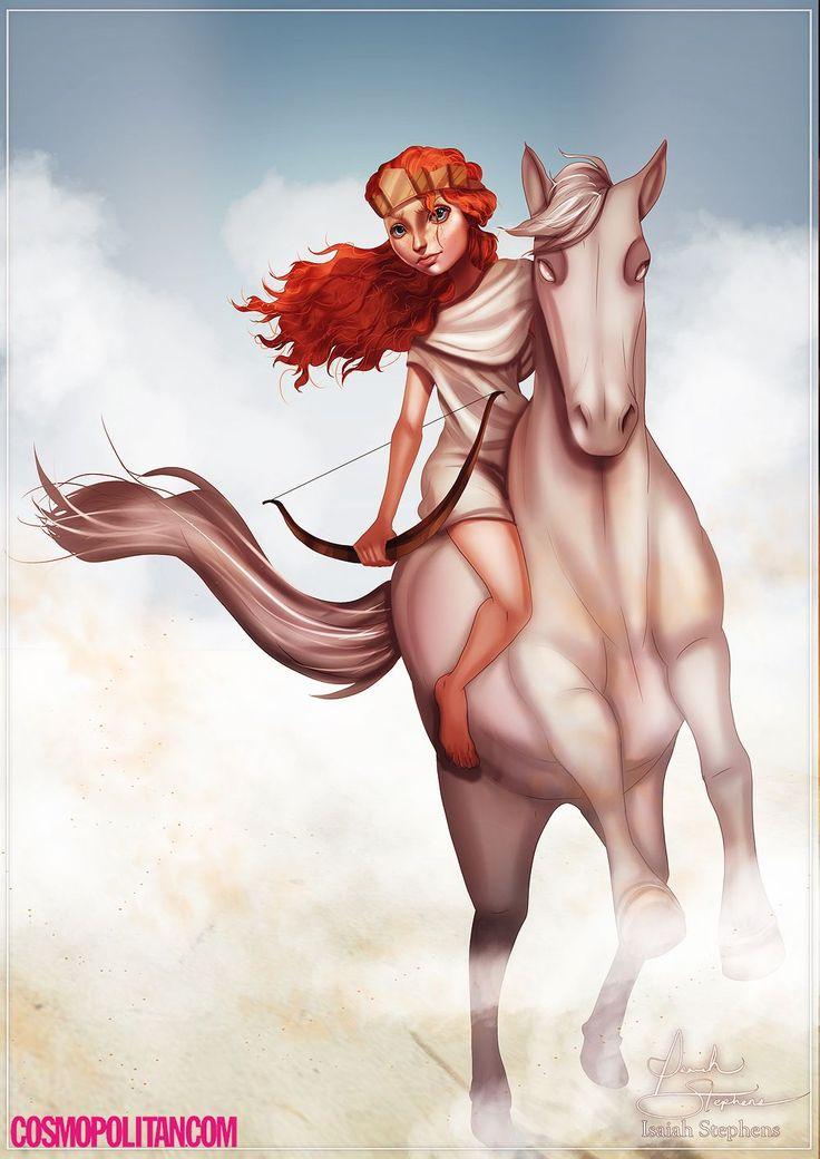 If Disney Princesses Were the 4 Horsemen of the Apocalypse - Cosmopolitan.com