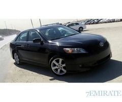 Toyota Camry 2009 Full option for Sale Sharjah