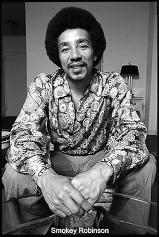 Smokey Robinson (February 19, 1940) American singer and songwriter (known from the Miracles).