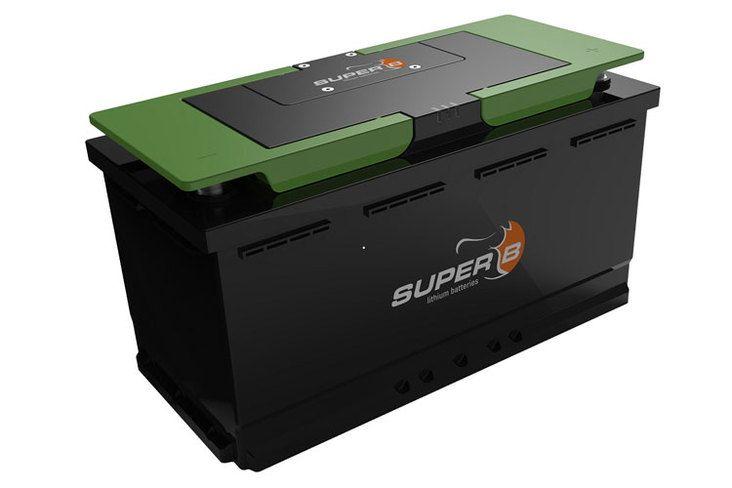 Une batterie lithium à la même taille qu'une batterie plomb
