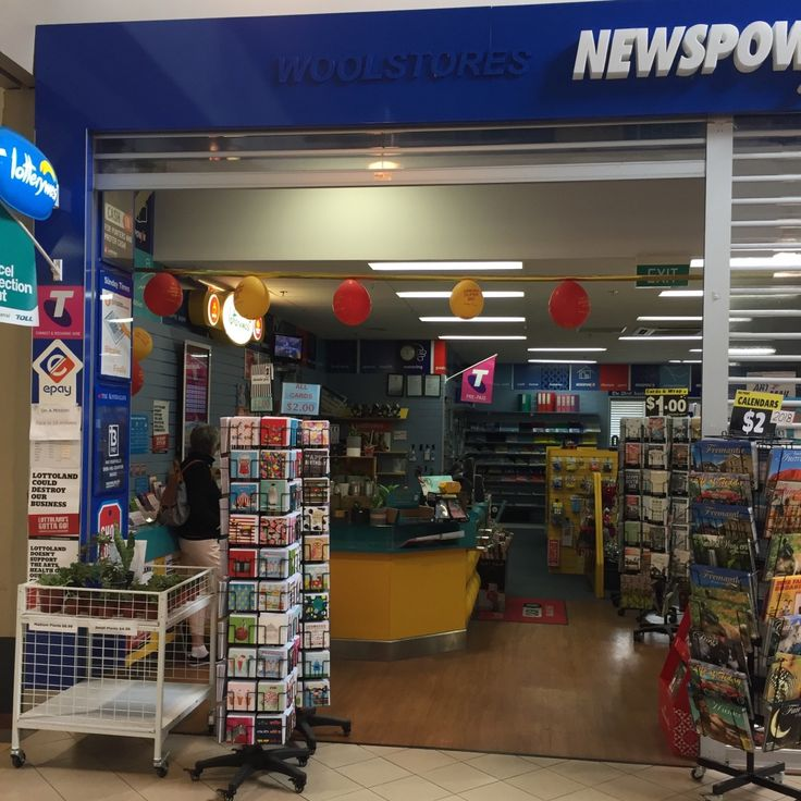 Fremantle Lottery and News, Shop 11, 28 Cantonment St, Fremantle