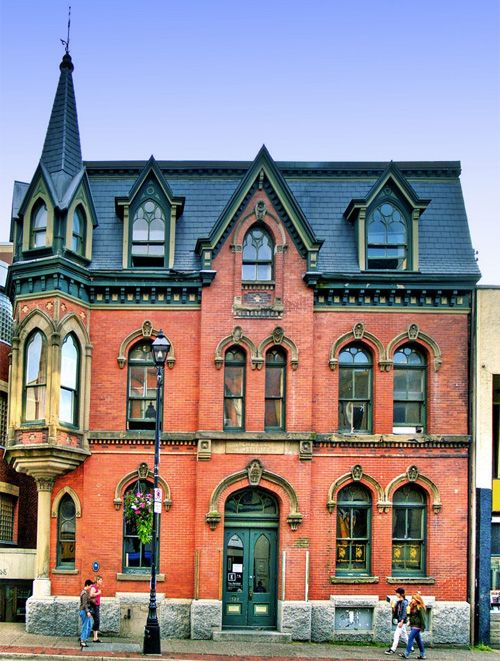 Beautiful architecture, Halifax