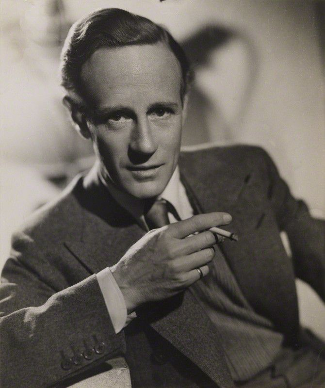 Another amazing English actor, Leslie Howard