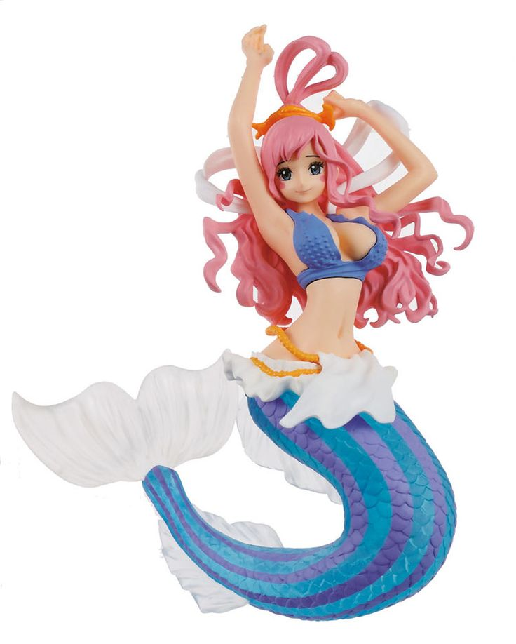 One Piece Creator X Creator Figur Shirahoshi Special Color Version 13 cm
